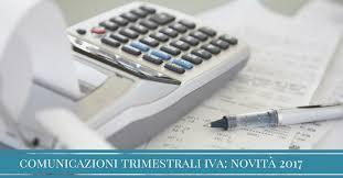 La nuova liquidazione trimestrale dell'IVA obbligatoria dal 2017: un'occasione per progettare e realizzare una amministrazione più efficiente e in linea.