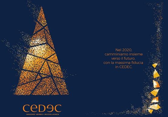 CEDEC le augura un Buon Natale e un prospero 2020